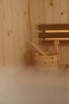 Rainelle Sauna - Almost Heaven Saunas Sauna Accessories, Indoor Sauna, Steam Sauna, Saunas, Glass Panels, Diy Kits, Heaven, Bucket, Traditional