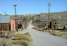Old West Ghost Towns | Ghost Town Explorer