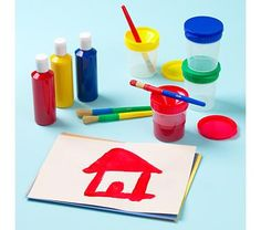 images about DESIGNpackage kids art supplies