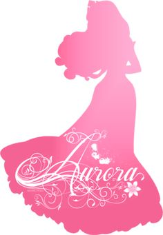 Disney Princess Silhouette Sleeping Beauty | Aurora Silhouette - disney-princess Photo