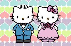 Hello Kittys Boyfriend Dear Daniel Is Also A Little Girl Not