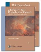 IEW U.S. History-Based Writing, Vol. 1 Combo - Teacher/Student- UNDER REVISION BY PUBLISHER- AVAILABLE DATE IS TBD