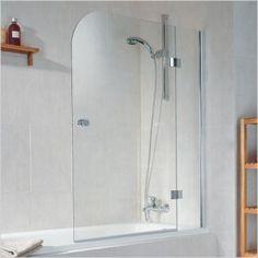 Schulte Duschmeister 305 Badewannenaufsatz 3teilig