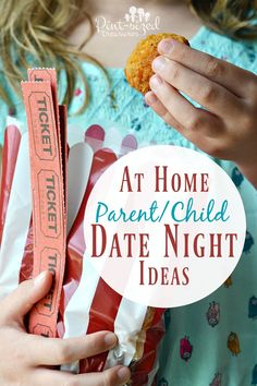 Awww! These date night ideas are so sweet! Perfect for a family night too! #ad