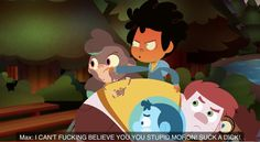 Fav part of the Camp Camp episode