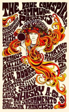 """Pshyhedelic Happening at Whisky a Go Go Sacremento San Francisco Poster Rare Poster of """"Psychedelic Happening at Whisky a Go Go Sacremento San Francisco Poster"""" If you likeThe Doors and Flower Era, this rare poster is just for you.  ITEM DESCRIPTIONThe frame is not included in the prices. If you are interested in a different size please contact us.All Posters are ready to be framed.SHIPPINGShipping is Free We usually ship the next business day after payment has cleared. We send your… Psychedelic Art, Rock Vintage, Vintage Music, Rock Posters, Vintage Concert Posters, Vintage Posters, Retro Posters, Whiskey A Go Go, Culture Art"""
