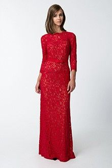 With some lace to make it modest? This would make a beautiful ...