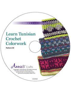 Tunisian Crochet Colorwork