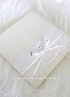 white on white lace.