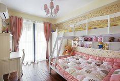 要有一间儿童房,不一定要很大,很豪华,但一定要清新,明亮,【*要有梦想,要有远见*】