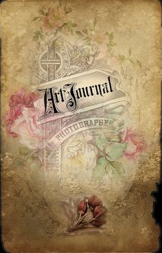 Journal cover, free for personal use.