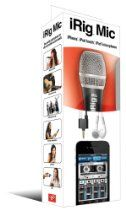 Black Friday IK Multimedia iRig Mic for iPhone, iPod Touch,iPad from IK Multimedia Zombie App, Ipod Touch Cases, Best Iphone, Iphone Accessories, Logitech, Karaoke, Multimedia, Gifts