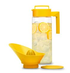 I have this and use it every day - SO easy to make fresh lemonade.