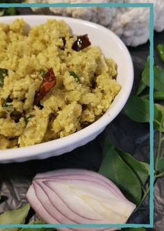 Cauliflower Stir-Fry with Coconuts - Made In Minutes – Berrychik Healthy Breakfast Snacks, Healthy Dinner Recipes, New Recipes, Cauliflower Stir Fry, Coconut Recipes, Healthy Vegetables, Food Categories, Eating Raw, Nutritious Meals