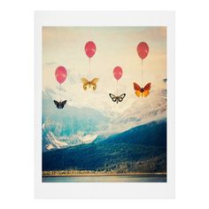 Maybe Sparrow Photography Passage Art Print | DENY Designs Home Accessories