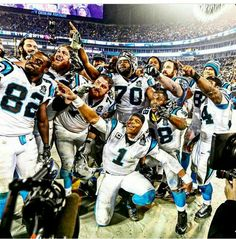 1000+ images about Carolina Panthers Football on Pinterest ...