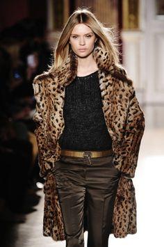 leopard chic...| www.thedailylady.eu | the daily lady #thedailylady