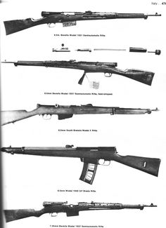 Rare Italian semiautomatic rifles. Save those thumbs & bucks w/ free shipping on this magloader I purchased mine http://www.amazon.com/shops/raeind  No more leaving the last round out because it is too hard to get in. And you will load them faster and easier, to maximize your shooting enjoyment.  loader does it all easily, painlessly, and perfectly reliably