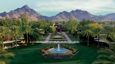 Arizona Biltmore, A Waldorf Astoria Resort// Frank Lloyd Wright