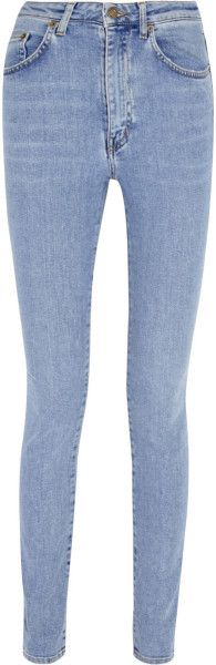 e7dd752237f Clothing - Women's Clothes. Clothing ItemsJeans PantsSaint LaurentSkinny ...