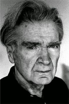Emile Cioran Emil Cioran, Romanian People, France Culture, Cultural Studies, Writers And Poets, People Of Interest, Beautiful Mind, Male Face, Famous Faces