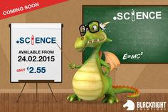 .science promotion with classroom theme