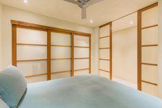 Cherry Tree Design Shoji Closet Doors | Contemporary Shoji 130