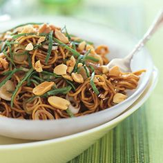 This simple vegetarian pasta is perfect         for a summertime picnic.