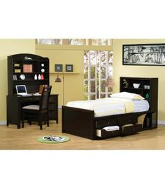 Found It At Wayfair   Applewood Chest Bed In Rich Deep Cappuccino. Find  This Pin And More On Modern Furniture Brooklyn NY ...