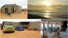Swakopmund to Epupa Falls self-drive trip itinerary - Stingy Nomads Self Driving, Campsite, Cool Photos, Road Trip, River, Places, Outdoor Decor, Camping, Road Trips