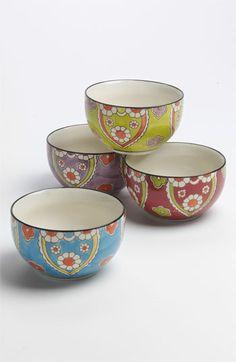 Vagabond Vintage 'Lotus' Bowls (Set of 4) | Nordstrom