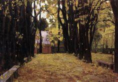 Autumn, Apollinary Vasnetsov