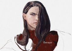 Fëanor - The King that was and will be.