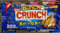 SPOTTED ON SHELVES: Nestle Buncha Crunch Baking Bits