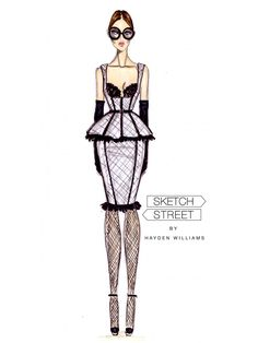 Support and turn this sketch into real product! Hayden Williams for Sketch Street by Hayden Williams.