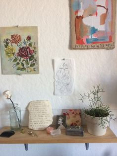 """lindsaybottos: """" i cleaned and rearranged my room for fall, it feels so good """" My New Room, My Room, Bauhaus Interior, Bedroom Decor, Wall Decor, Design Bedroom, Pretty Room, Aesthetic Bedroom, Room Goals"""