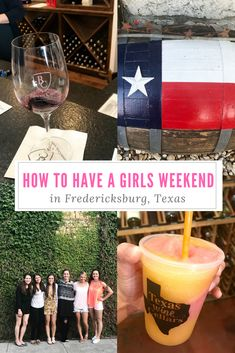#Wine #WineTasting #Texas #Fredericksburg #GirlsWeekend #Reunion #Bellini