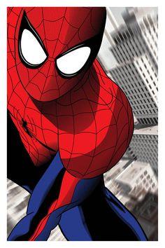 Spider-Man Fan Art by Geekerystuffs