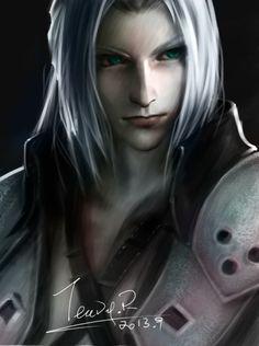 Sephiroth (Final Fantasy VII) #ff7