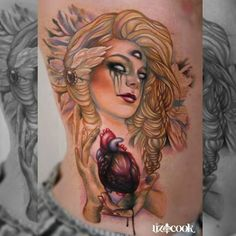 Beautiful work from Liz Cook Tattoo; Check out more of her work on Sullen TV HERE: http://youtu.be/JDMmSwcbz2o Follow Facebook: https://www.facebook.com/SullenTVNetwork Follow Blog:  http://sullentv.tumblr.com/ #sullentv #sullen #sullenclothing #sullenartcollective #tattoos #tattoo #tattooed #art #ink #artist #realistic #realism #blackandgrey #lizcook #LizCookTattoos