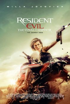 Click to View Extra Large Poster Image for Resident Evil: The Final Chapter