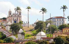 Santuário de Bom Jesus de Matosinhos - Congonhas, Minas Gerais, Brasil