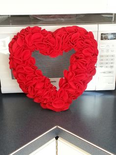 A Valentine's craft in November?