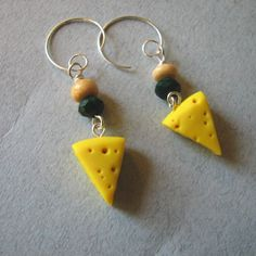Green Bay Packers Earrings.