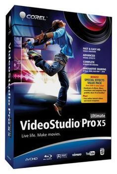 Corel VideoStudio Pro X5 Portable is the best software, which is very powerful to creative and simple process to catch your video flick from shoot to show rapidly.