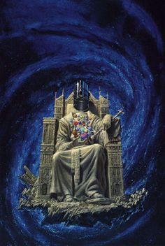 Sci-Fi Art (Search results for: michael whelan) Arte Lowbrow, Arte Sci Fi, 70s Sci Fi Art, Science Fiction Art, Retro Futurism, Psychedelic Art, Fantasy Artwork, Comic Artist, Dark Fantasy