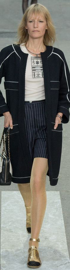 CHANEL Collection Spring 2015 | The House of Beccaria~