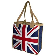 Union Jack Big Shopping Bag