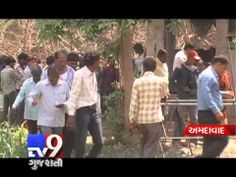 In Ahmedabad , One worker killed when crackers exploded in a fireworks factory. fire tenders were rushed to the factory after the blast following which flames were brought under control. For more videos go to  http://www.youtube.com/gujarattv9  Like us on Facebook at https://www.facebook.com/tv9gujarati Follow us on Twitter at https://twitter.com/Tv9Gujarat