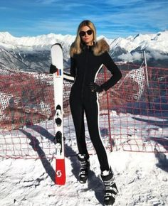 Who said comfortable ski boots could be high fashion? We're saying t… Who said comfortable ski boots could be high fashion? Check out our website. Winter Mode Outfits, Winter Fashion Outfits, Snow Outfits For Women, Winter Looks, Mode Au Ski, Apres Ski Outfits, Apres Ski Boots, Ski Fashion, Fashion Boots